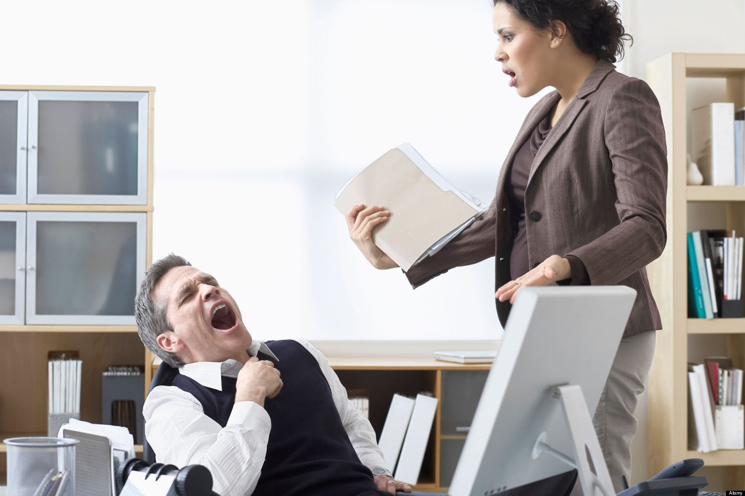 Your 7 Most Annoying Co-workers (and How to Make Sure They