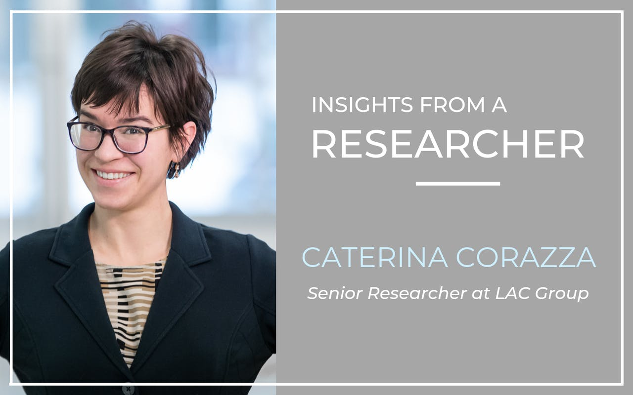 Caterina Corazza feature
