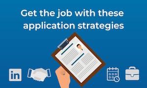 Job application tips 2020