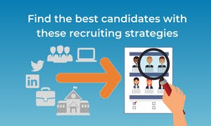 Recruiting strategies cover